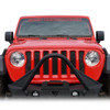 Hood LED Light Bar Kit for Jeep Wrangler JL 2018+