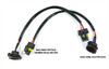 PS24WFF 5202 9009 2504 Input Power Wire Car to 9006 Connector (2 Pack)