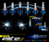 G7 Elite LED Headlight Conversion Kit 6000K Bulbs 8000LM