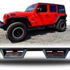 Running Boards Side Steps Rail Steps Rock MS Sliders for Jeep Wrangler JLU 4dr 2018 up