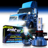 LED Conversion Kit Bulbs GX7 Pro Compatible with Volvo VN VNL 2004-2018 Low and High