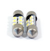 31mm DE3175 3022 3021 Festoon LED Dome Map Bulb (2 Pack)