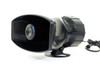 Police Siren Emergency Sound 5 Tone with Hand Held PA