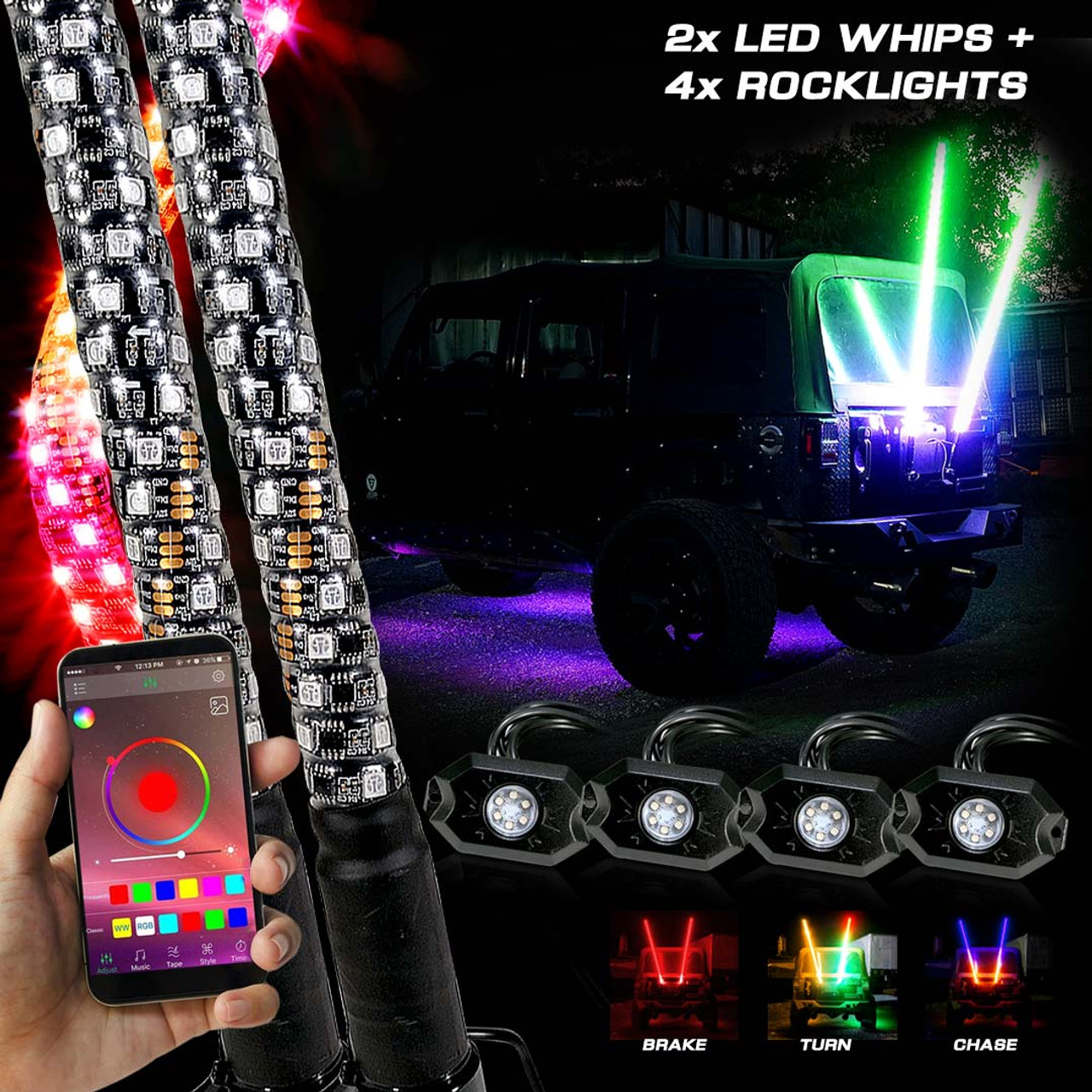 Lighted Whip Wiring Diagram