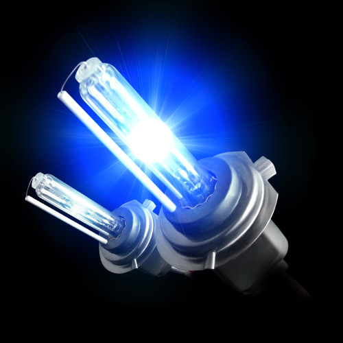 HID Xenon Performance Bulbs (2 Pack)