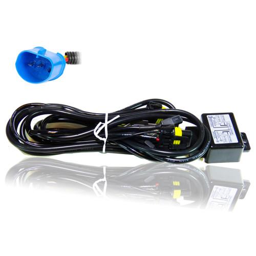 9007 HB5 Bi-Xenon Hi/Lo H/L Wiring Controller