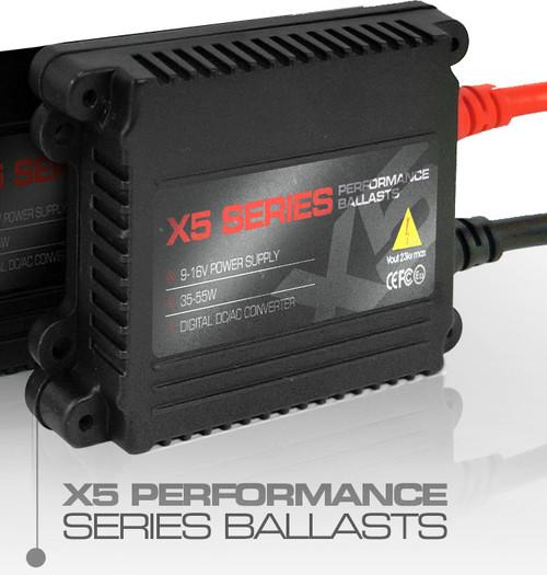 35W HID Xenon Replacement Slim Ballast