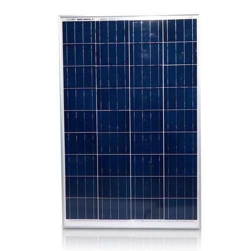 100W Solar Panel Polycrystalline 12V Poly Off Grid