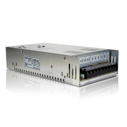 12V 480W Power Supply Regulated Switching