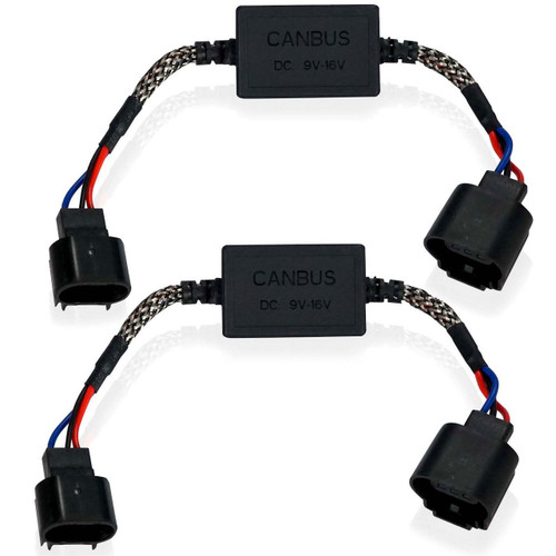 LED Canceller Capacitor Modules CANBUS for H13 9008