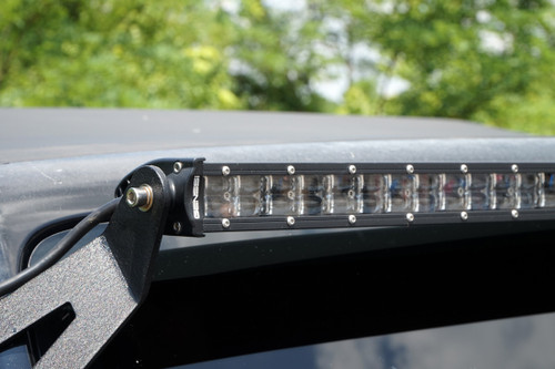 3D LED Light Bar Combo Kit for Jeep Wrangler JK 2007-2018