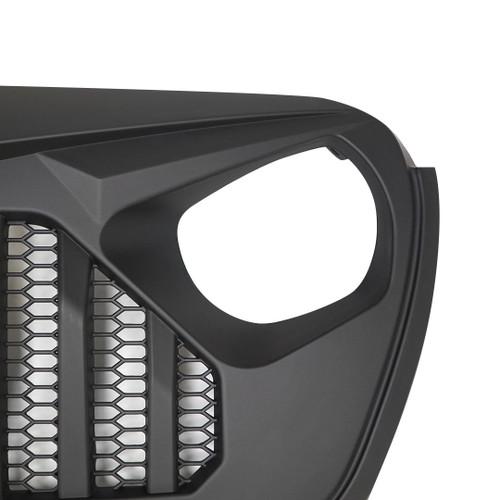 Aggressor Grille for Jeep Wrangler JL JLU & Gladiator 2018+