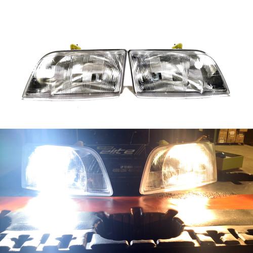 LED Headlights OEM Style for Volvo VNM 200 300 1998-2014