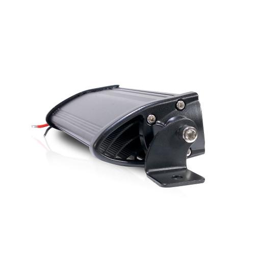 108W 19.5 Inches Slim Black Projector Spot LED Light Bar