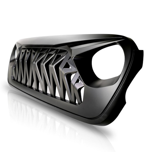 Gladiator Warrior Grille for Jeep Wrangler JL JLU & Gladiator 2018+