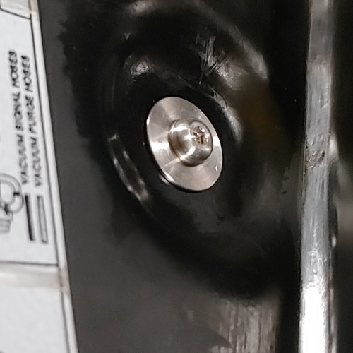 Titanium Engine Bay Cover Bolts and Washers for Ferrari 360 F430 14pcs Set