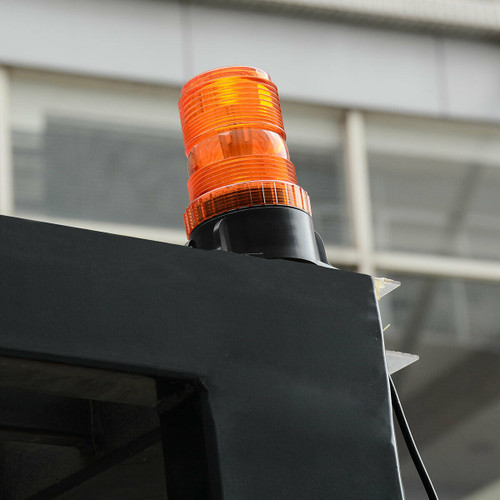 Amber 30 LED Strobe Light LED Flash Beacon for Forklift Truck Tractor Golf Cart