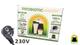 230Volt Probiotic Maker™ & 2 Free Starters- 230V International Version - In-Bottle Yogurt/Kefir/Protein Shake Maker
