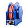 Coxreels SLPF-550 High Capacity Fuel Hose Reel - Reel & Hose - 3/4 in. x 50 ft.