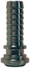 Dixon GJ Boss Ground Joint Seal Stem - 1/2 in. Hose Shank - 1/2 in. - Plated Steel