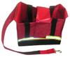 343 Fire HP-100  High Rise Tool Pack, Red