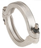 Banjo 3 in. Bolted Flange Clamp - 150 in/lbs