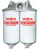 Cim-Tek 40013 Centurion Series Commercial Fuel Filter Housing - Double, 2 Elements