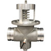 Civacon 3 in. Grooved Tee Air Operated Emergency Valves w/ Viton Seal