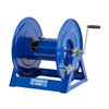 """Coxreels 1125-6-35 """"A"""" Frame Hand Crank Hose Reel - Reel Only - 1 in. x 35 ft."""