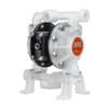 ARO 1/2 in. Non-Metallic Polypropylene Air Diaphragm Pump