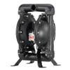 ARO PRO Series 1 1/2 in. Aluminum Air Diaphragm Pump w/ Nitrile Diaphragm