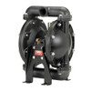 ARO PRO Series 1 in. Aluminum Air Diaphragm Pump w/ Nitrile Diaphragm