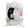 ARO Pro Series 1 in. Non-Metallic Air Diaphragm Pump w/ PTFE Diaphragm