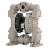 ARO Pro Series 2 in. Polypropylene Non-Metallic Air Diaphragm Pump w/ Nitrile Diaphragm