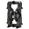 ARO PRO Series 3 in. Aluminum Air Diaphragm Pump w/ Nitrile Diaphragm