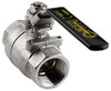 Banjo 3/4 in. Full Port Stainless Steel Ball Valve Replacement Locking Handle