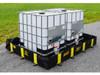 Justrite Rigid-Lock QuickBerm - 1795 Gallons - 12 ft x 20 ft x 12 in