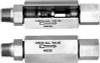 Check-All Valve Mini-Check 316 Stainless Steel Check Valves - 1/4 in. - Female NPT - Male NPT