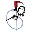 Flux Junior Basic 55 Gal Drum Chemical Pump Package - 10 GPM