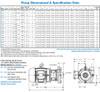 AMT/Gorman-Rupp Heavy Duty Bronze Straight Centrifugal Pumps