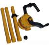 National Spencer 10211 Polypropylene Rotary Drum Pump, 1 Gal per 16 Revs - Viton Seals