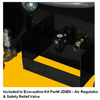 JohnDow 17-Gallon HD Low-Profile Oil Drain