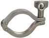 Dixon Sanitary 13MHHM-DP Series Double Pin Heavy Duty Clamps