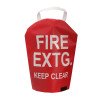 United Fire Safety Covers for Cartridge-Operated Extinguishers