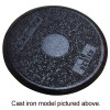 Cast iron top
