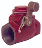 Clay & Bailey 2 in. NPT Ductile Iron External Emergency Valve