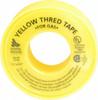 Gasoila Thread Tape Yellow for Gas
