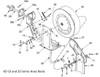 Graco Latch Repair Kit for SD, XD 10 & 20 Series Hose Reels