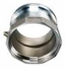 Kuriyama Stainless Steel Male Adapter x Socket Weld