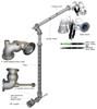 Liquip LBM800 Series Loading Arm & Components